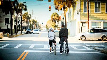 Sidewalk or street talk (2)